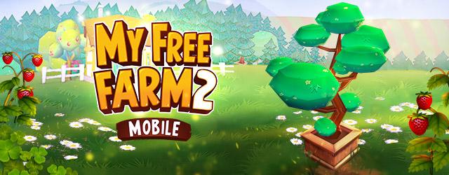 My Free Farm 2 Dekorativt Träd Upjerscom